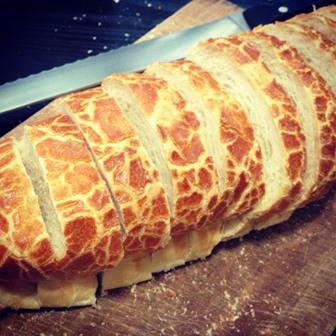 DUCHT BREAD /// PAN HOLANDES