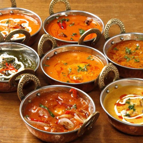 CURRIES - ETHNIC SAUCES // CURRIES - SALSAS ETNICAS