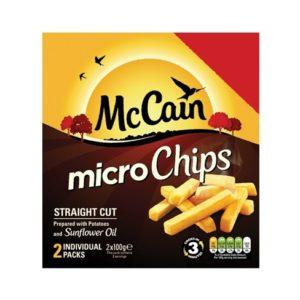 McCain chips: Buy in Spain | Tindale & Stanton Spain