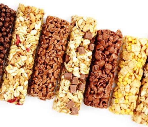 CHOCOLATES & CEREALS BARS /// BARRITAS DE CEREALES Y CHOCOLATINAS