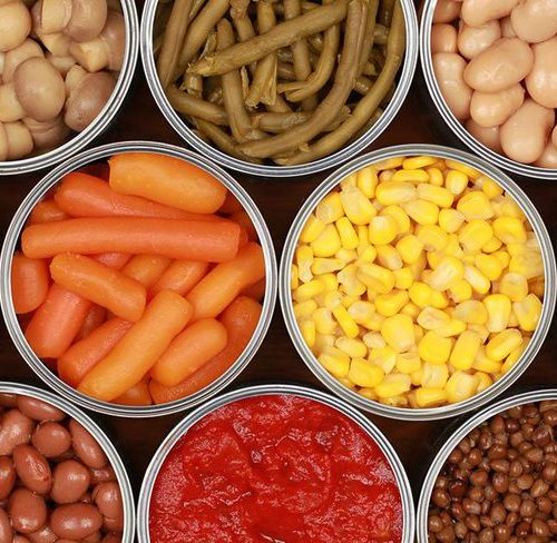 SOUPS & TINNED FOOD /// SOPAS Y CONSERVAS