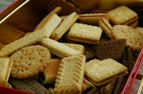 BISCUITS /// GALLETAS
